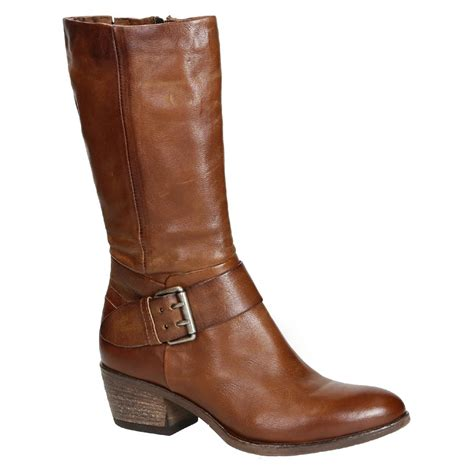 Handmade Italian Leather Boots - womens western boots in italian leather leonardo