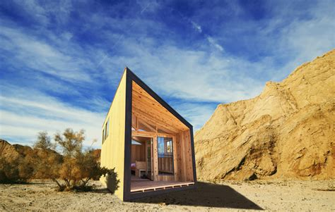 Cabin California by Modern Prefab Cabins Soon Available In California Parks