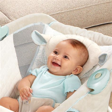side bed for baby amazon com ingenuity moonlight rocking sleeper lullaby