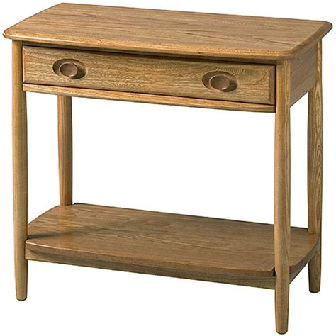 Ercol Console Table Ercol Occasional Console Table Console Tables Furniture
