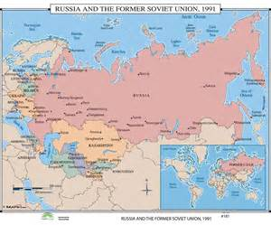 russia map before soviet union object moved