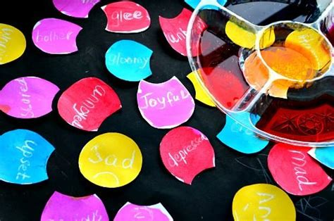 can you laminate flower petals crafts for word flowers littles
