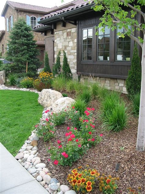 home yard best 25 rustic landscaping ideas on pinterest rustic
