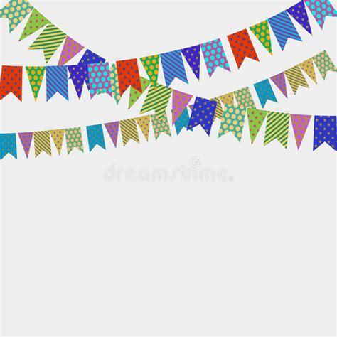 festive decoration services celebrate decoration banner party festival triangle flags