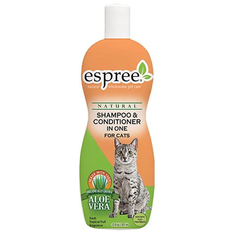 Bedak Kucing Espree Kitten Bath espree cat shoo conditioner in one petco