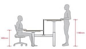 Standard Office Desk Height Move Height Adjustable Desks