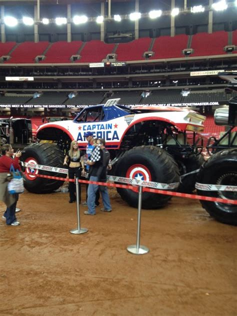 monster truck show atlanta atlanta monster jam shows promise of 2012 monster truck season