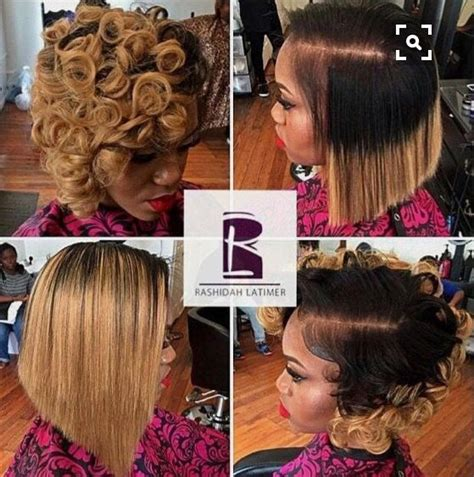 images  bob weave hairstyles  pinterest