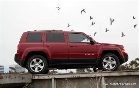 Jeep Patriot Reviews 2012 Review 2012 Jeep Patriot Latitude The About Cars