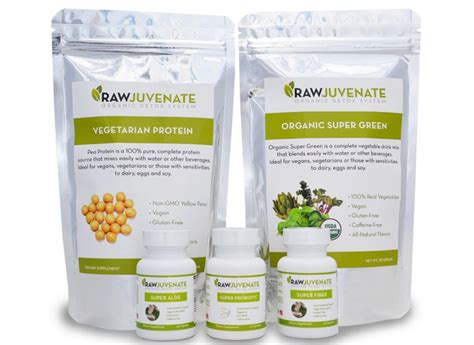 Rawjuvenate Complete Organic Detox 2 Week Starter by 10 Best Images About Reviews On
