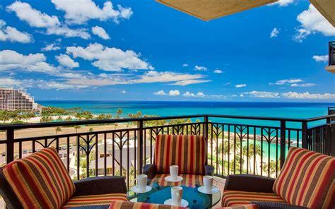 relaxing wallpaper for walls calm ocean beach blue sky wallpaper balcony ocean view wallpaper 53811 1920x1200 px