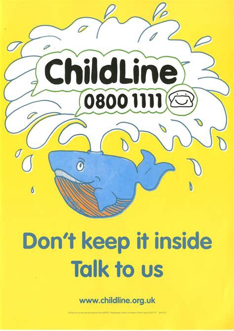 Printable Childline Poster | hpac