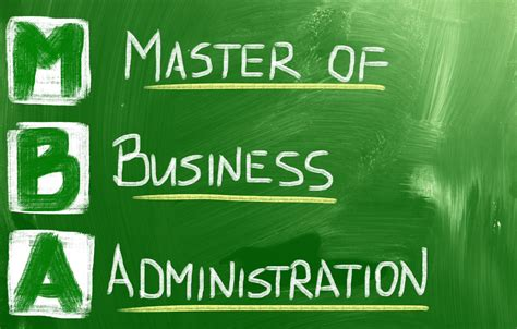 Mba Getting A In Business by Mba Master Business Administration Gt Freeeducation