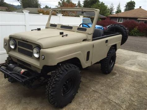 1965 nissan patrol 1965 nissan patrol for sale in coquille oregon
