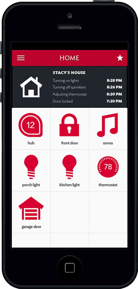 revolv smart home automation solution connected home