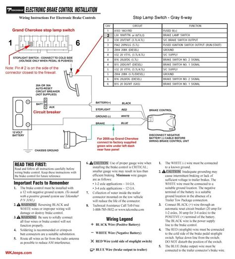 curt brake controller wiring diagram facbooik throughout