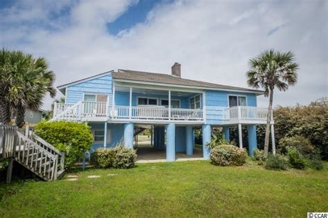 myrtle oceanfront homes for sale