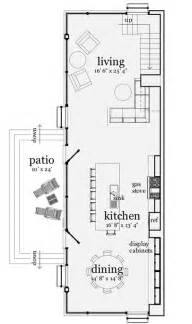 small narrow house plans plan 44082td narrow modern loft like living modern