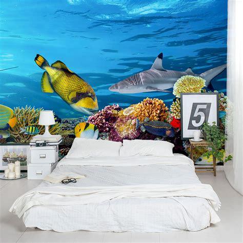 underwater wall mural underwater sea wall mural