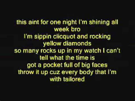 black yellow lyrics black and yellow wiz khalifa clean lyrics youtube
