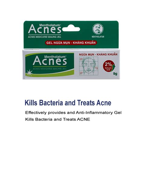 Acnes Sealing Gell 9gr by Acnes Sealing Gel Rohto Mentholatum Bangladesh Limited