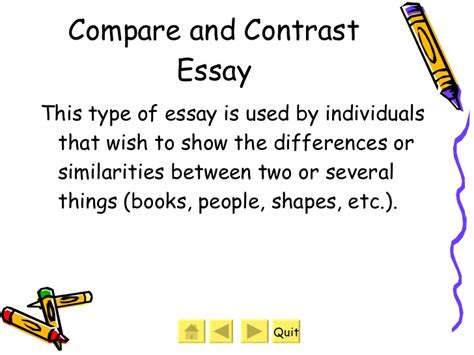 Different Type Of Essay by Different Types Of Essays And Their Characteristics Writefiction581 Web Fc2
