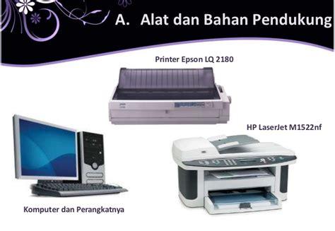 Printer Hp Batam presentasi prakerind prosedur penyerahan sertifikat di btn