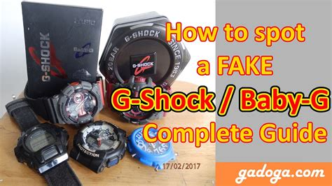 G Original how to spot a g shock baby g complete guide