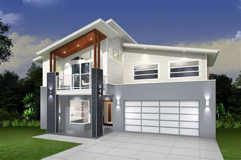 Small 2 Story Floor Plans by Daintree Cove Double Storey Marksman Homes Illawarra