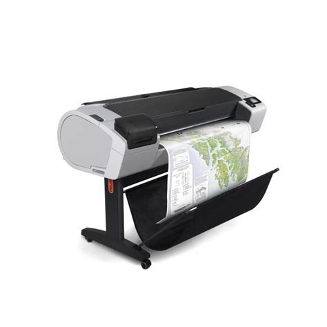 Printer Plotter Hp Designjet T795 Cr649c 44 Inch A0 Original pt central plotter indonesia hp designjet t795 plotter