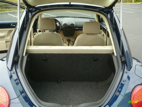 2000 volkswagen beetle trunk 2004 volkswagen beetle gls 1 8t coupe trunk photos
