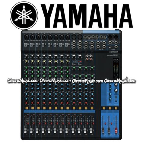 Mixer 16 Channel Bekas yamaha 16 channel mixer olvera
