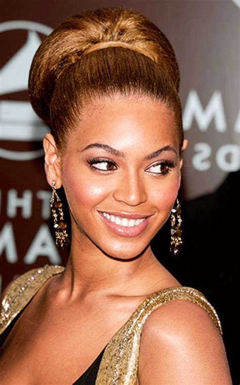 Beyonce Bun Hairstyles by Beyonce Updo Hairstyles Hairstyle Ware