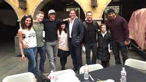 Deplanes in los angeles michael weatherly to guest appear on ncis la