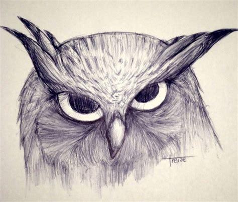 imagenes faciles para dibujar de buhos dibujos de buhos para dibujar a lapiz imagui