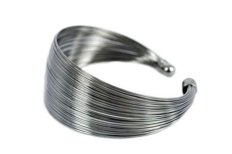 bracelet argent pas cher homme femme