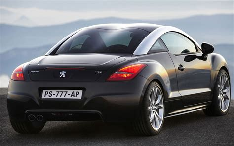 peugeot rcz 2010 2010 peugeot rcz 3 wallpaper hd car wallpapers id 1441