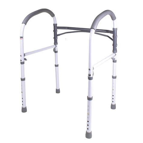 Safety Frame Handrails For Toilet carex bathroom safety rail careway wellness center