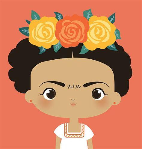 imagenes de frida kahlo kawaii pinterest the world s catalog of ideas