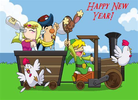 legend of new year happy new year 2011 by gregarlink10 on deviantart