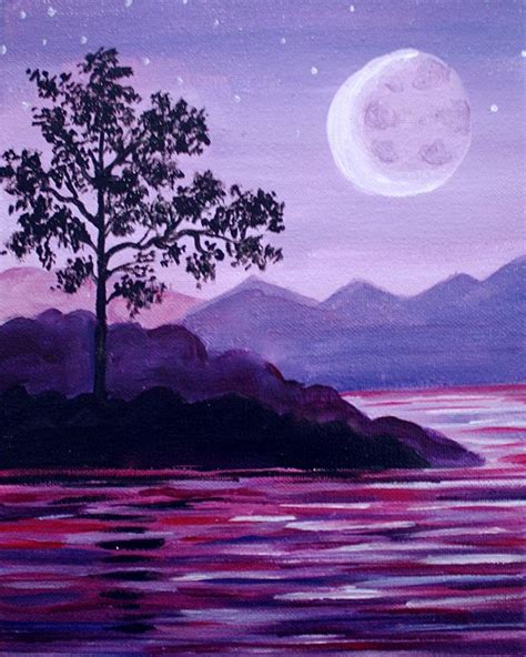 paint nite island events paint nite violet crescent bay
