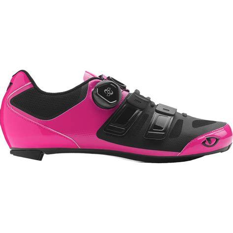 pink road bike shoes giro raes techlace shoe s backcountry