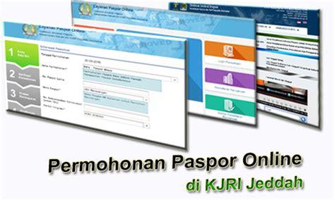 cara membuat paspor online di tangerang membuat paspor online indonesia paspor online bisa dibuat
