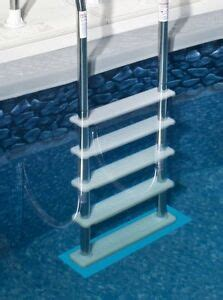 Above Ground Pool Ladder Mat - 9 quot x 24 quot above ground swimming pool ladder mat pad liner