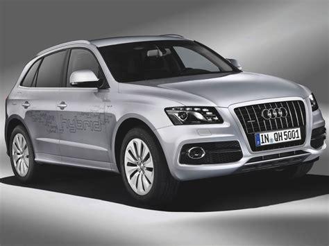 Preisliste Audi Q5 by Audi Q5 Hybrid Quattro Preisliste Verbrauch Und