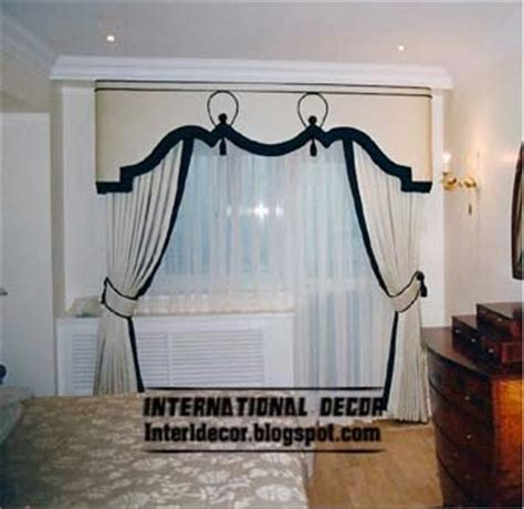 black and white curtains for bedroom 10 latest classic curtain designs models for bedroom