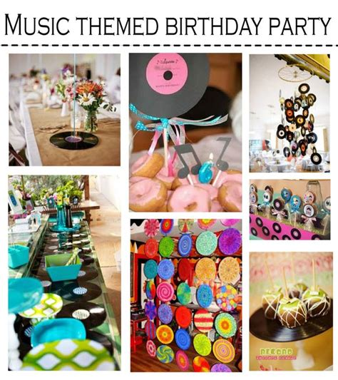 birthday themes songs 17 best images about em s 16th birthday party ideas on