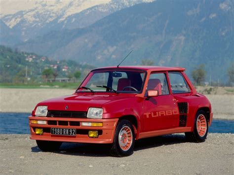 renault turbo renault 5 turbo influx