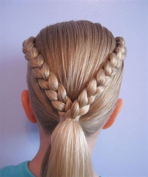 Braided Hairstyles Easy To Do by Easy Braided Hairstyles Easy Hairstyles With Braids
