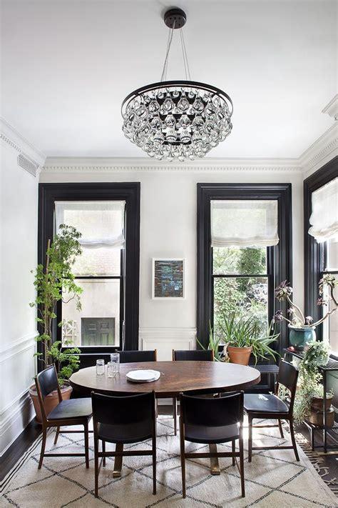 Black Trim Windows Decor Black Window Trim For The Home Pinterest
